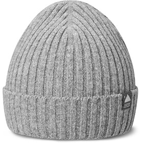 Klättermusen Barre Ribbed Cap Light Grey